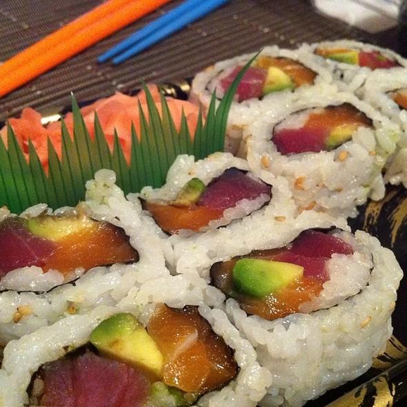 Salmon Tuna Avocado Roll @ Westside Market NYC