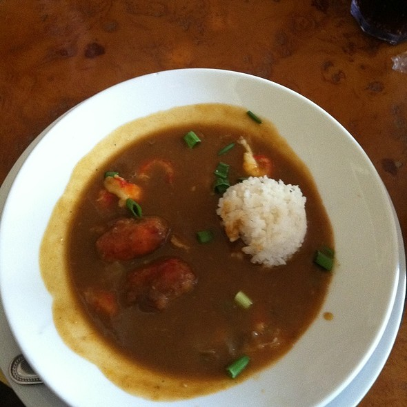 Crawfish Bisque @ DON'S SEAFOOD HUT