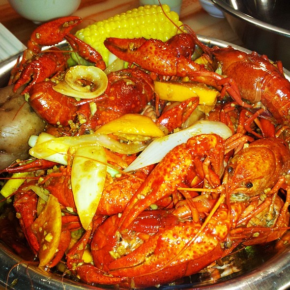 Cajun Kitchen - Kitchen Special Crawfish - Foodspotting