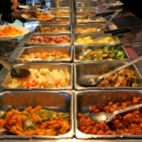 Chinese Food Buffet Prices