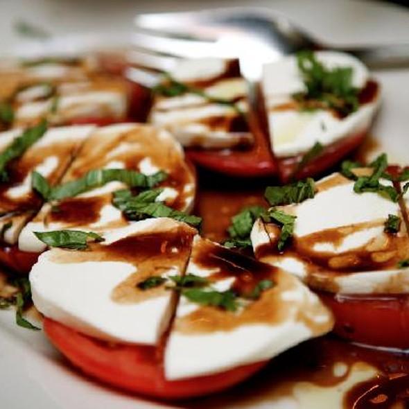 Mozzarella and Tomato Salad @ Maggianos