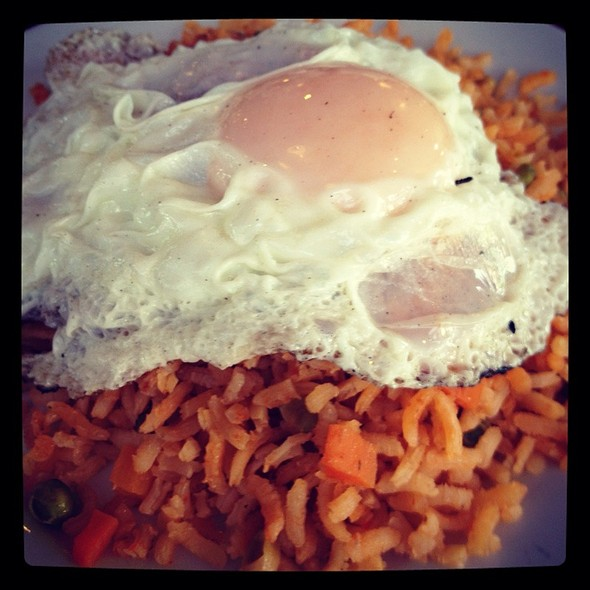 Arroz Con Huevo @ Kleins Interlomas
