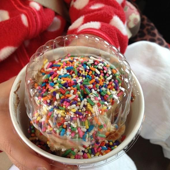 Mocha Fudge @ Joe's Icecream
