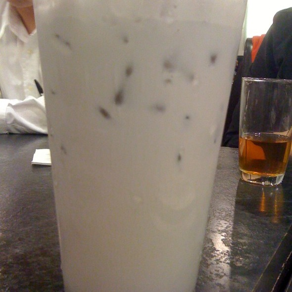 Taro Bubble Tea @ Flo Tea Room
