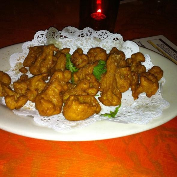 Chicken Pakora - Aslam's Rasoi, San Francisco, CA