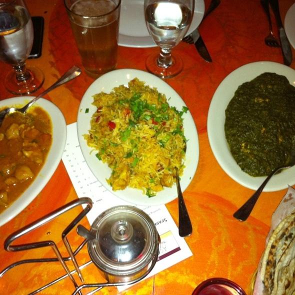 Chicken Biryani - Aslam's Rasoi, San Francisco, CA