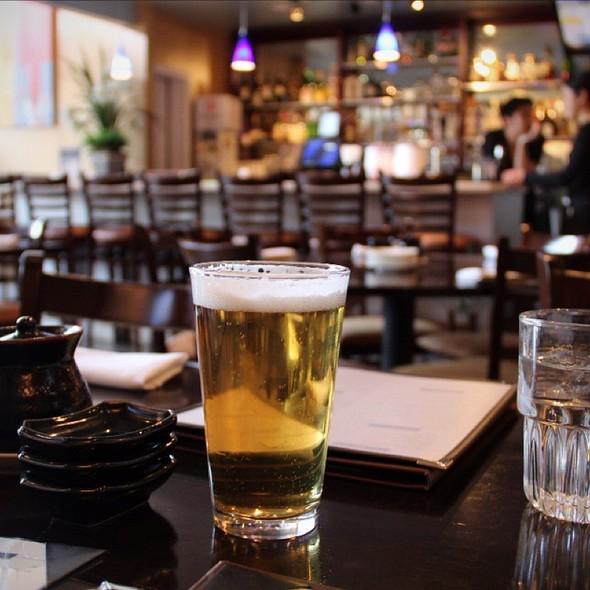 Asahi @ Barracuda Japanese Restaurant