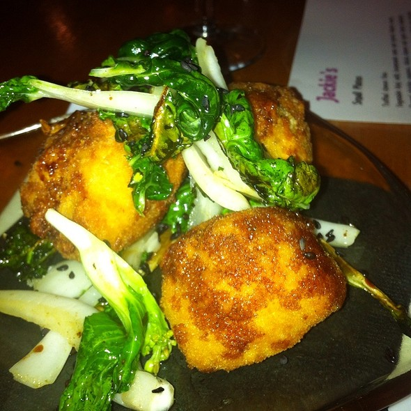 Shrimp Balls - Jackie's Restaurant, Silver Spring, MD