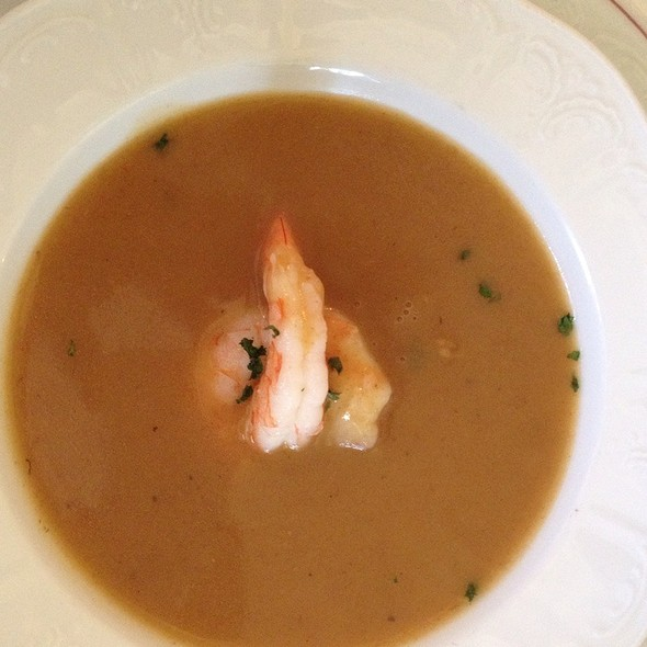 Shrimp Bisque @ Ram's Head Inn