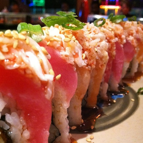 Mountain Sushi Roll
