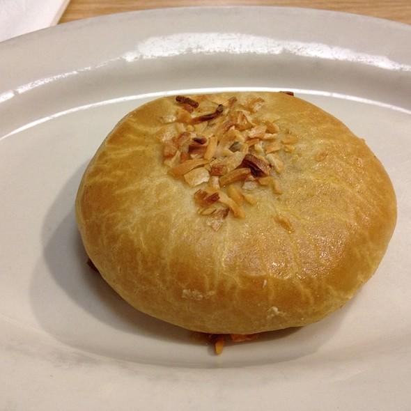 Potato Knish @ Mrs Marty's Deli Restaurant