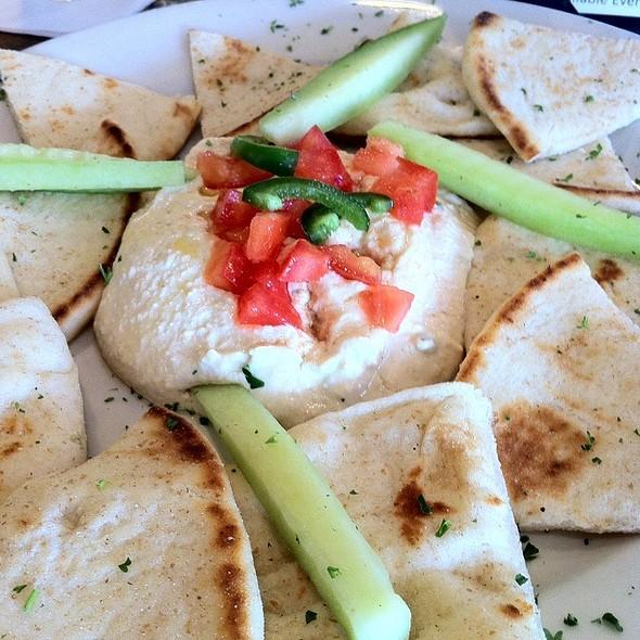Jalapeno Hummus @ Hungry's