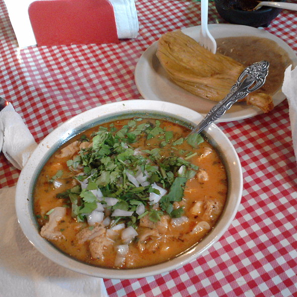 Mexican Food @ Museo Valle De Mexicali