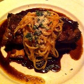 Short Rib & Spaghetti
