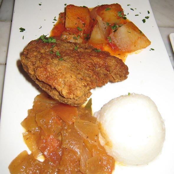 fried chicken - Braai, New York, NY