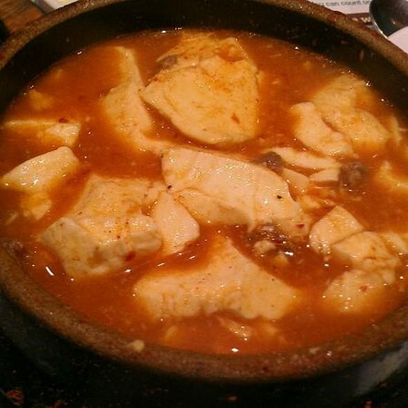 Soon Tofu Soup @ BCD Tofu House Western