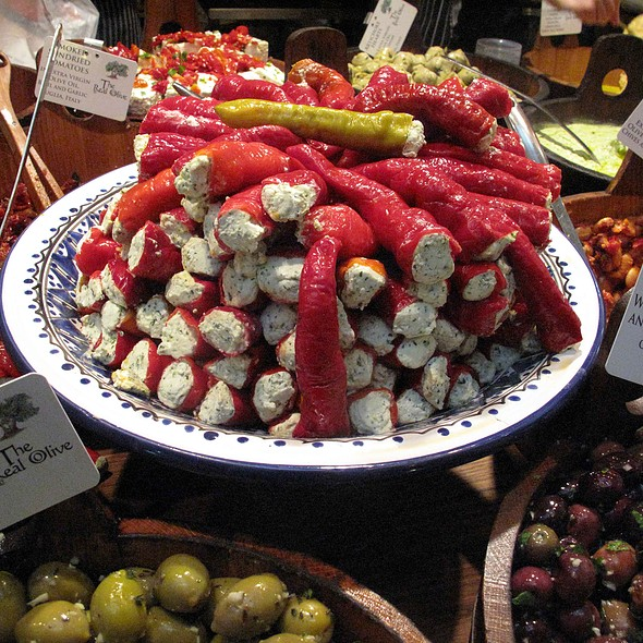 Sweet Peppers @ Cork English Market