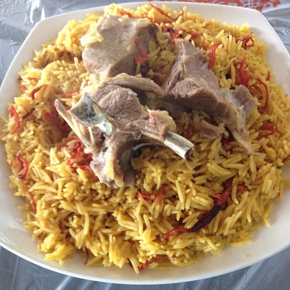Kandhari Rice  @ Kandhar Resturant