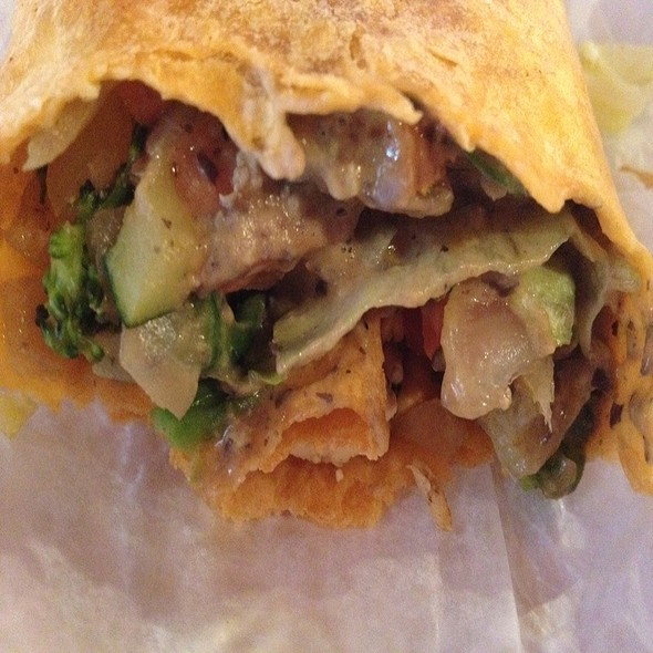 Vegan Volcano @ Wrap Shack