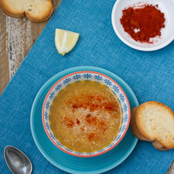 Roasted Garlic Soup