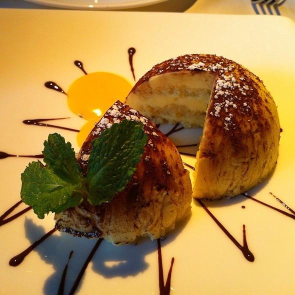 Dessert @ Armani Ristorante