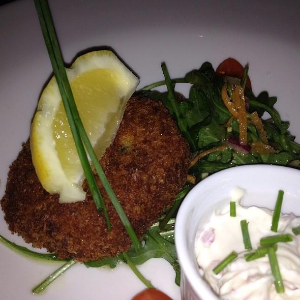crab cake @ Byrne's Restaurant
