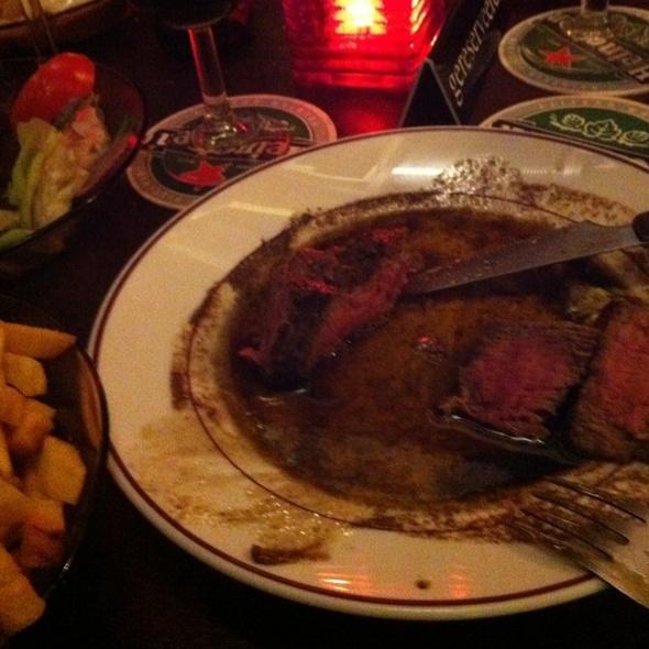 Steak @ Loetje Ouderkerk B.V.