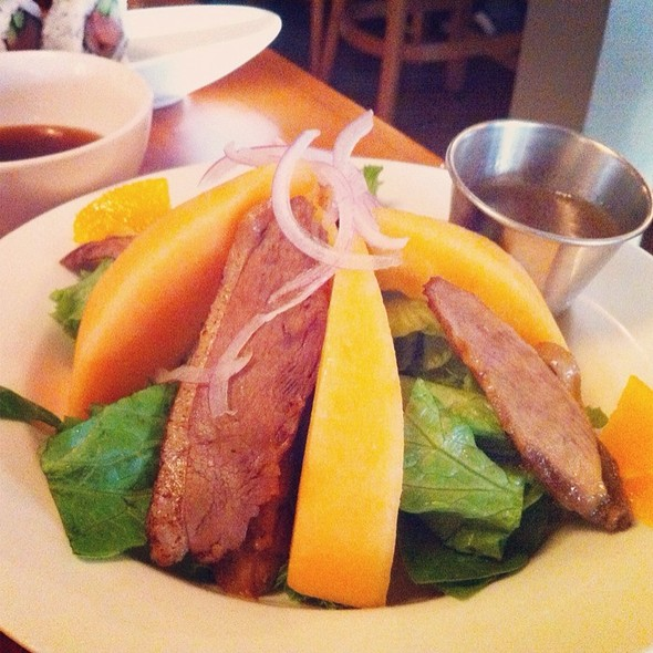 Duck Salad @ Towa Sushi