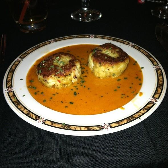 Crab Cakes - Silverado Steak House - South Point Casino, Las Vegas, NV