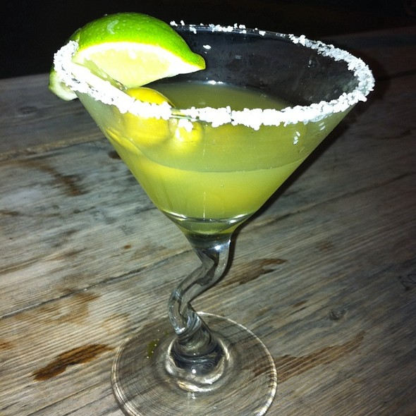 Mexican martini @ Trudy's Texas Star
