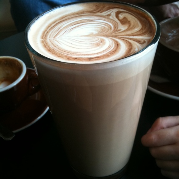 Mocha @ Stumptown Coffee Roasters