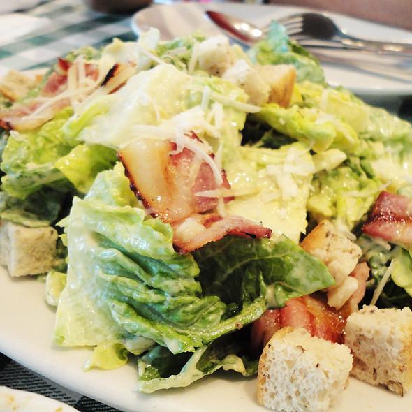 Caesar Salad @ Italianni's Restaurant