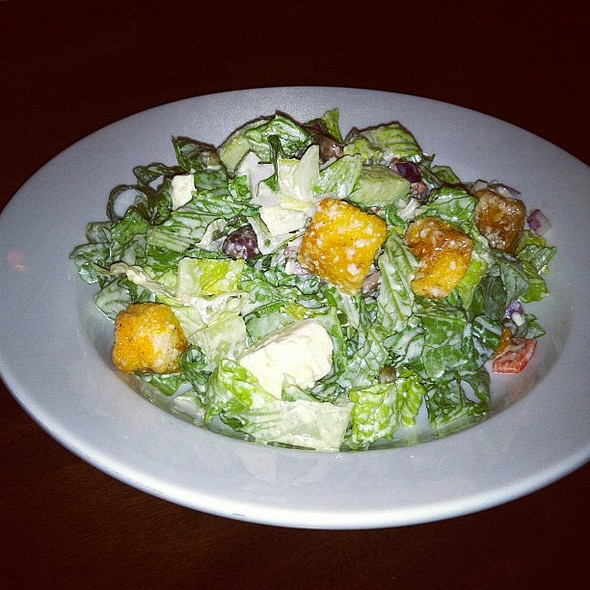 chopped salad. #hsah @ Heavy Seas Ale House