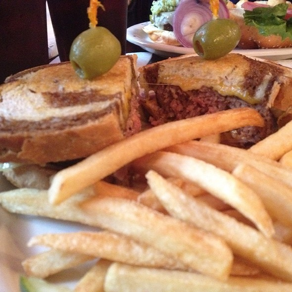 Meatpacker Melt @ The Vortex Bar & Grill