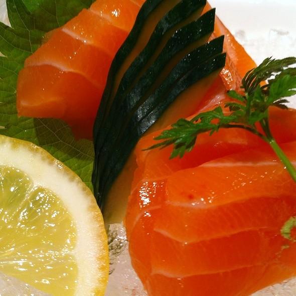 Salmon Sashimi @ Kuriya