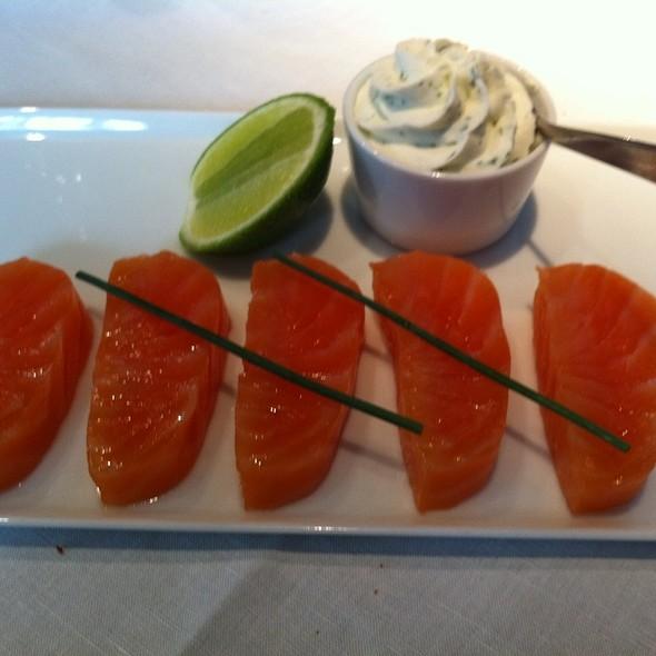Smoked Scottish Salmon @ La Société