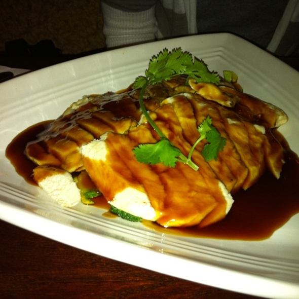 Chicken Teriyaki @ Mitaka Restaurant