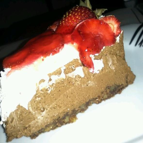 torta brownie de morango @ Dalena Tortas Finas