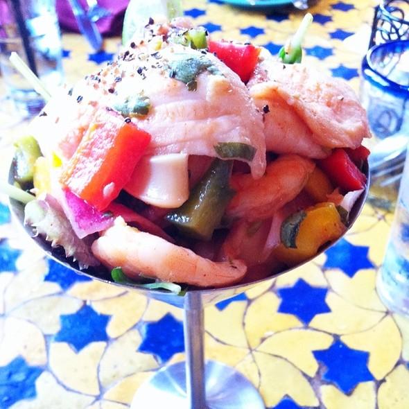 Ceviche de la Casa @ Ceviche Tapas Bar & Restaurant