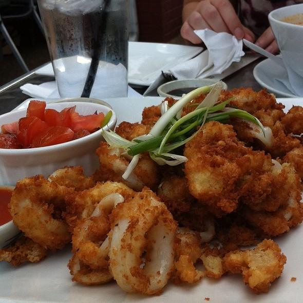 Coconut Calamari