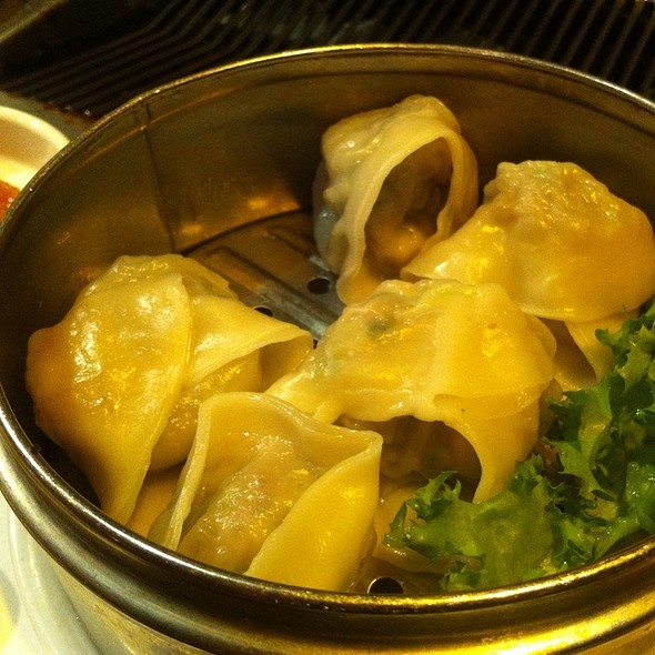 Steamed Dumpling @ New Wonju