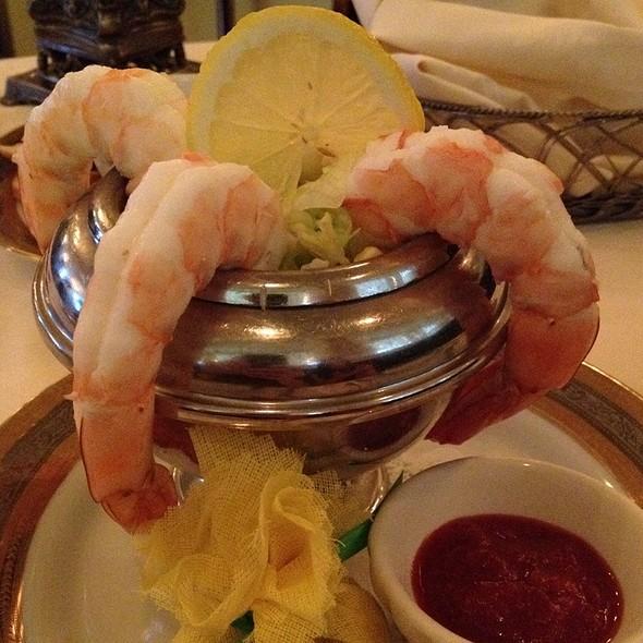 Shrimp Cocktail @ Bohanan's Prime Steaks-Seafood