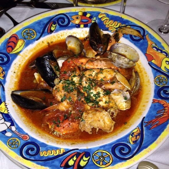 Dungeness Crab Cioppino @ Alioto's Waterside Cafe