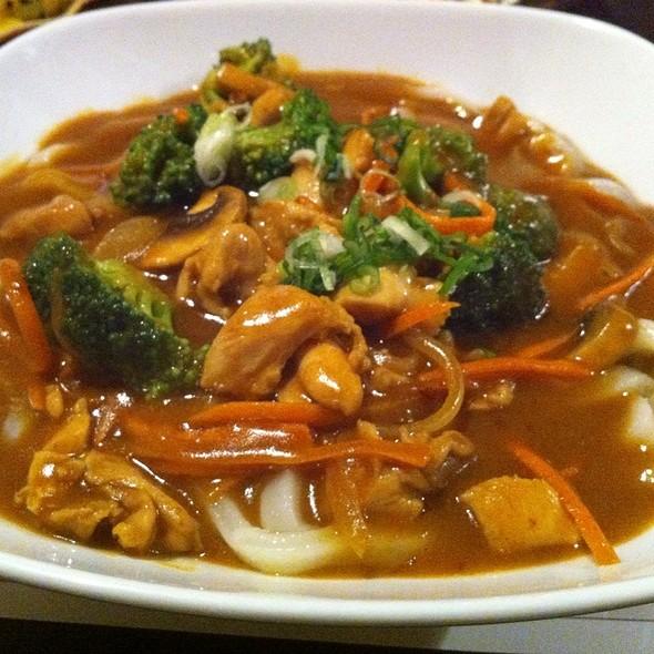 chicken curry udon @ Akki Sushi