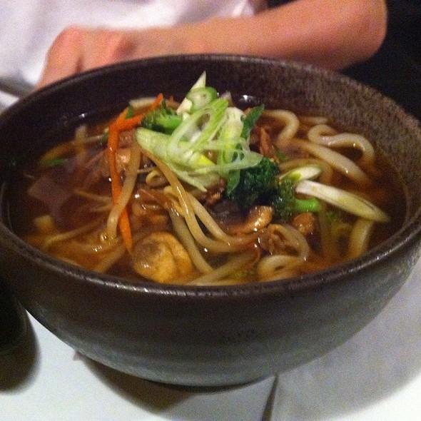 Beef Udon @ Akki Sushi