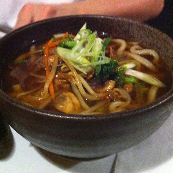 Beef Udon @ AKKI Grill & Bar