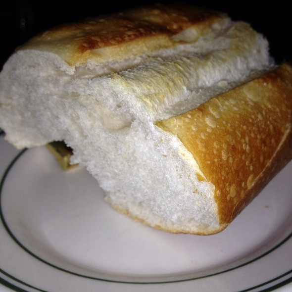Bread @ Dan & Louis Oyster Bar