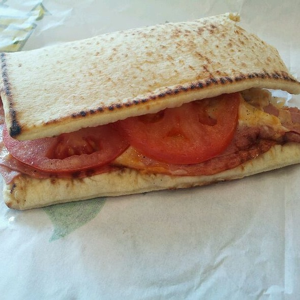 Cold Cut Combo @ Subway