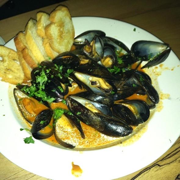 Mussels in White Wine Sauce @ Natt Spil