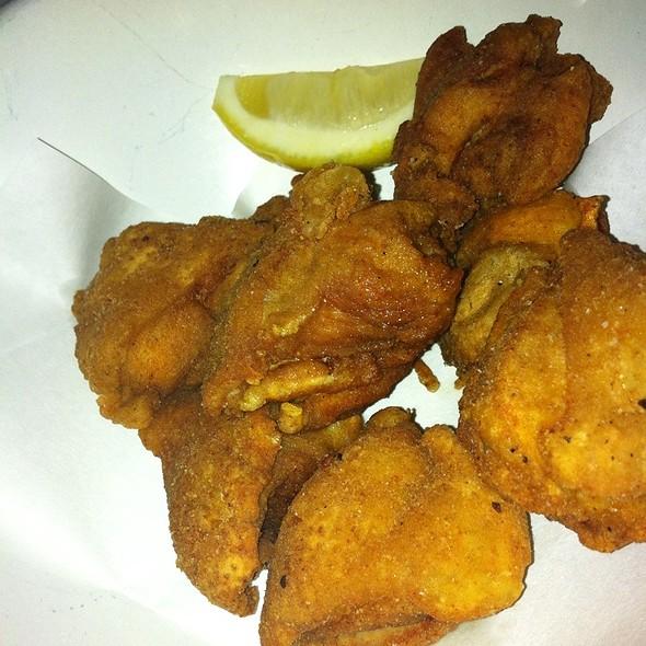 fried chicken @ YardBird